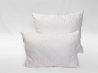 Подушка стеганая на силиконизированном волокне