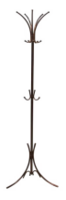 Вешалка напольная медь