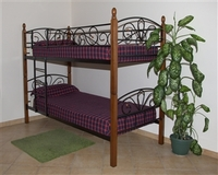 Двухъярусная кровать Арзу-DD
