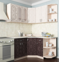 Легенда 12 Кухонный гарнитур угол 1,45 м