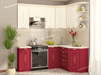 Кухонный гарнитур Виктория 14 ширина 200*150
