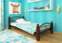 Кованая кровать Вероника мини Lux Plus