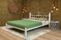 Кровать кованая Диана Lux