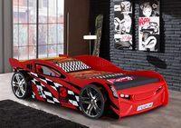 Детская кровать Ночной гонщик