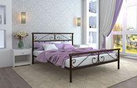 Кровать кованая Эсмеральда Plus
