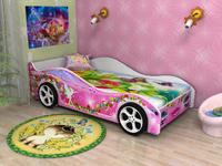 Кровать машина Розалия