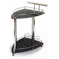 Столик сервировочный на колесиках SC 5068-BG