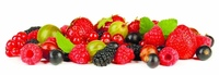 Фартук Лесные ягоды