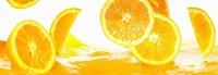 Фартук Сочный апельсин