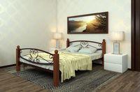 Кровать кованая Каролина Lux Plus