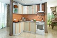 Кухня угловая правая/левая БЛАНКА 1400*1369