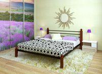 Кровать кованая Милана Lux