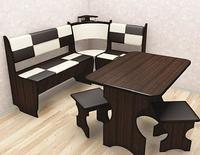 Кухонный уголок Доминой Скамья+стол+табурет