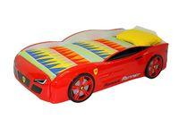 Кровать-машина R2 красная