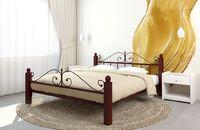 Кровать кованая Диана Lux Plus
