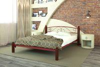 Кровать кованая Вероника Lux