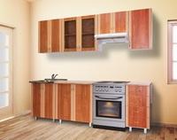 Кухня Александра на 1.5-2.4м Ольха