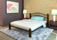 Кровать кованая Надежда Lux