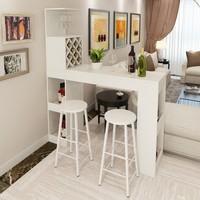 Барный стол №11 белый
