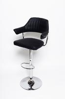 Барный стул Н 3009 белый и черный
