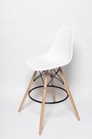 Барный стул SC 403 Белый, зеленый, серый, черный