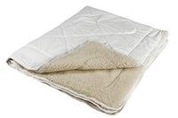 Одеяло-покрывало стеганое на шерсти мериноса