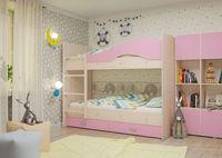 Двухъярусная кровать Мая с ящиками