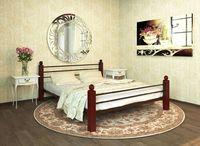 Кровать кованая Милана Lux Plus