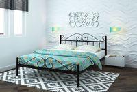 Кованая кровать Диана Plus