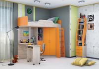 Детская комната Ника - 6 цветовых решений