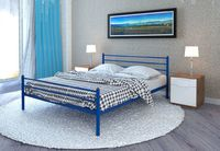Кровать кованая Милана Plus