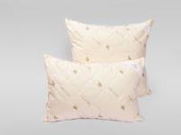 Подушка стеганая из верблюжьей шерсти