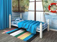 Кровать кованая Милана мини Lux Plus