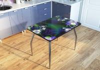 Стол обеденный стекло фотопечать
