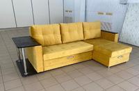 Угловой диван Хьюстон на металлокаркасе