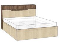 Кровать Бюджет КР 167-Б