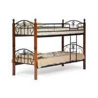 Кровать двухъярусная Bolero + основание