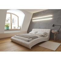 Интерьерная кровать Сальма + основание 160