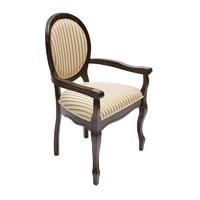 Кресло с мягким сиденьем и спинкой Fiona