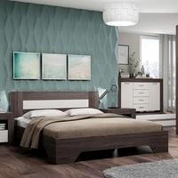 Кровать 1600 КВАДРО-2
