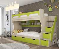 Кровать 2-х ярусная Киви УНИ