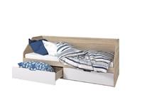 Кровать 800-2 ящика Анталия
