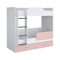 Кровать Baby-II  розовый и синий