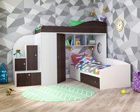 Кровать чердак Кадет 2