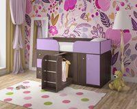 Кровать чердак Малыш 4