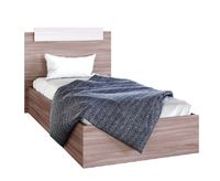 Кровать Эко 90*200 - 2 цвета