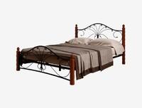 Кровать Фортуна 1 КМД2.01 1200*2000 мм