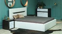 Кровать интерьерная Иоланта с подъемным мех. 140 и 160