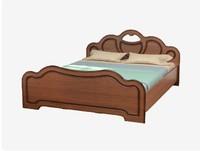 Кровать Кэт-2 Эвита 120, 140, 160 без основания