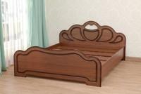 Кровать Кэт-2 Эвита 140 и 160 с настилом